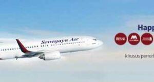 Promo Update Terbaru Sriwijaya Air