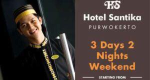 promo hotel santika purwokerto weekwnd sale