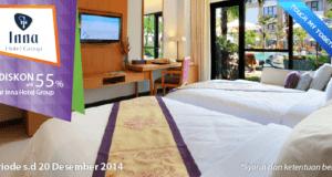 Promo Hotel Kartu Kredit BRI di Grand Inna Hotel