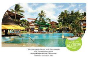 Promo hotel Prime Plaza