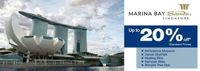 Promo Hotel Singapore Marina Bay Sand dengan Kartu Kredit UOB