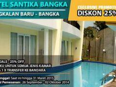 Promo Hotel Santika Bangka