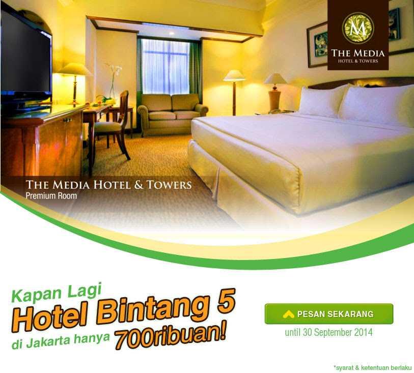 Promo Hotel Jakarta Raja Kamar.com