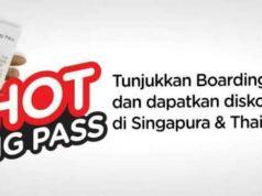 Promo boarding pass air asia diskon hingga 30%