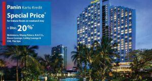 Promo Hotel Kartu Kredit Panin Shangrila Jakarta