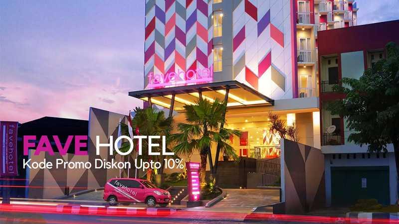 Promo Fave Hotel Online Diskon Langsung 10% - TravelsPromo