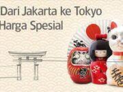 Garuda Indonesia Harga Spesial Jakarta Tokyo