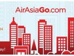 Promo Hotel Kartu Kredit BNI - Air Aisa Go Landing Page