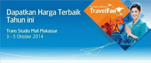 promo tiket pesawat garuda indonesia travel fair trans studio makassar