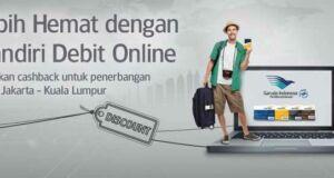 promo kartu debit mandiri garuda indonesia