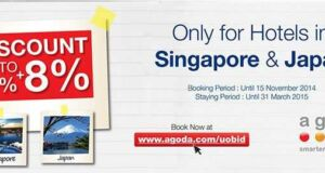Promo Hotel Kartu Kredit UOB Singapura & Jepang