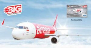 promo air asia CIMB Niaga Big Point