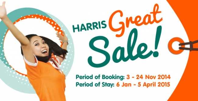 Promo Hotel Harris Great Sale - Spesial Rate