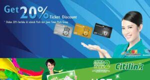 Promo Jatim Park Group diskon 20% dengan boarding Pass Garuda, Air Asia, Citilink