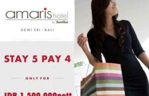 Promo Hotel Amaris Dewi Sri Bali