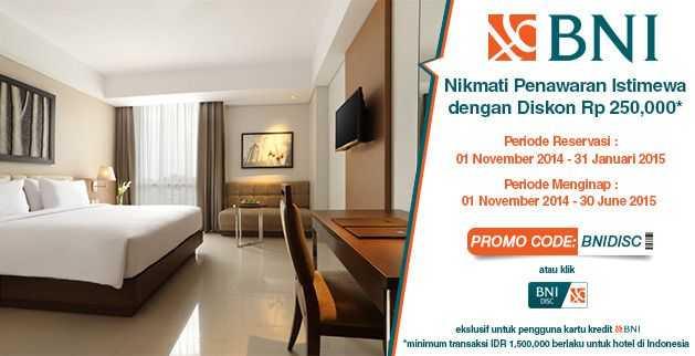 promo kartu kredit BNI di ticktab.com potongan harga hingga Rp 250.000