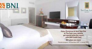 Promo Hotel Park Lane Jakarta Kartu Kredit BNI