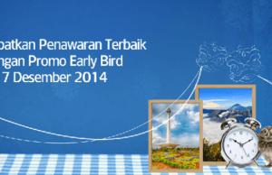 Promo early bird garuda indonesia ke singapura harga spesial lebih murah