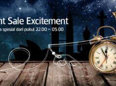Harga Spesial Midnight Sale Garuda Indonesia