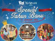promo kidzania HTM Rp 85.000 Spesial Tahun Baru Periode s.d. 31 Januari 2015