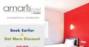 Promo Hotel Amaris Cihampelas Bandung diskon 5%