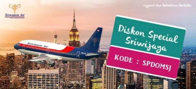 Promo Kode tiket pesawat sriwijaya air di panorama tours