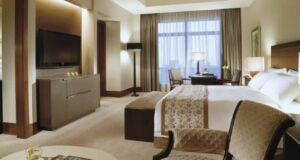 Diskon Hotel Ritz Carlton Hotel Jakarta dengan kartu kredit Mandiri