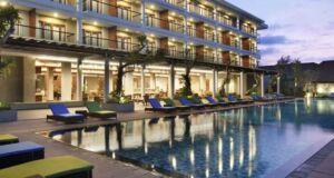 Promo Hotel Santika Silitiga Nusa Dua Bali dengan kartu kredit BII