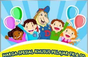 Promo Dufan TK & SD Pelajar Sejabodetabek