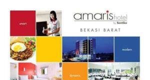 Promo Hotel Amaris Bekasi barat diskon Rp 120.000