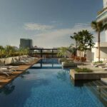 Hotel Santika Dyandra Medan - Kolam Renang