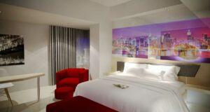 Promo Kore Hotel International Kartu Kredit CIMB Niaga diskon hingga 45%