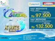 Promo Samudra Ancol & Atlantis Indomaret.