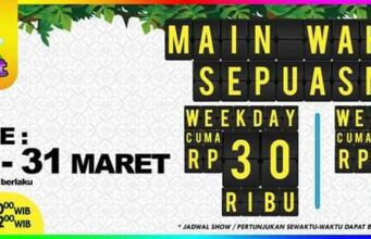 Promo Jungle Fest Bogor Main Sepuasnya