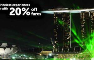 Promo Tiger Air Mastercard diskon 20%