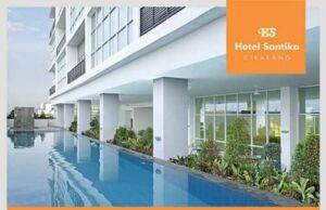 promo hotel santika, hotel cikarang