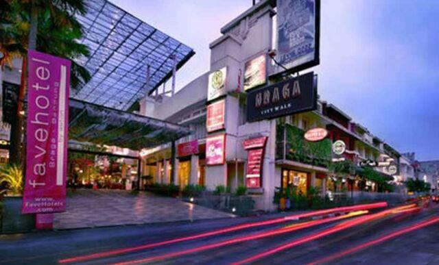Promo Fave Hotel Braga Bandung diskon hingga 15% + 5%