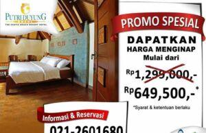 Promo Putri Duyung Ancol harga mulai dari Rp 649.000