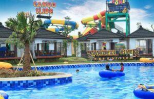 Harga Tiket Masuk HTM Transera Waterpark 2015