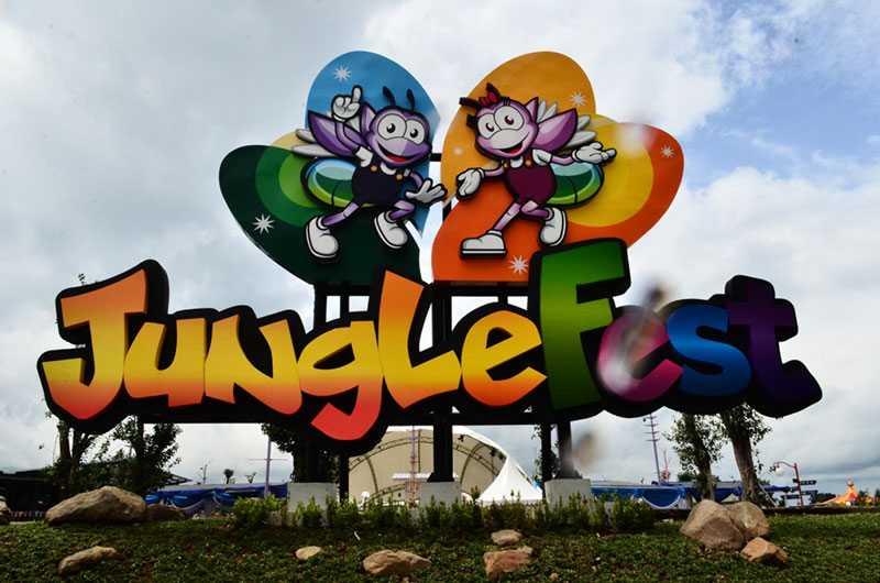 Jungle Fest Harga Tiket Masuk