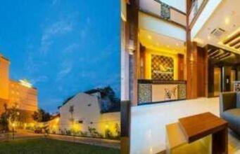 Promo Norman Hotel Semarang Kartu Kredit ANZ diskon 54%