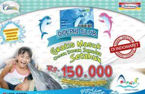 Promo Ancol Ocean Dream Samudra Indomaret