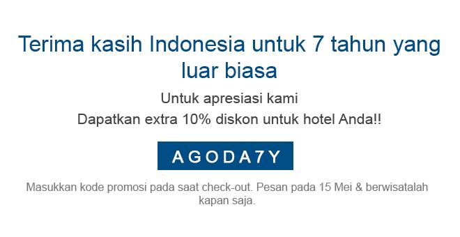 Diskon 10 Hotel Agoda Pesan Online Dengan Kode Promo Travelspromo