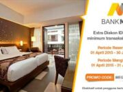 Update promo hotel kartu kredit bank mega di ticktab.com