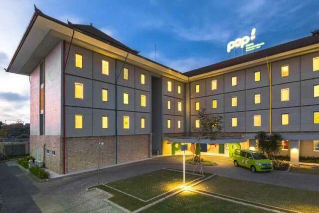 Promo Pop Hotel dapatkan diskon 10% Booking Online dengan Kode Promo POP10