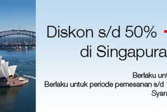 Singapura Archives - Travels Promo