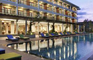 Promo hotel santika diskon 62% dengan kartu kredit Standard Chartered