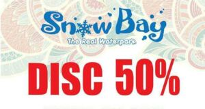 Promo HUT Snowbay diskon 50%