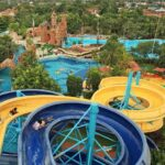 Ocean Park BSD City waterpark tematik dengan beragam permainan seru dan menarik.