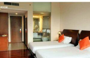 Promo Hotel Luxton Kartu Kredit BRI Diskon 45% Deluxe Room